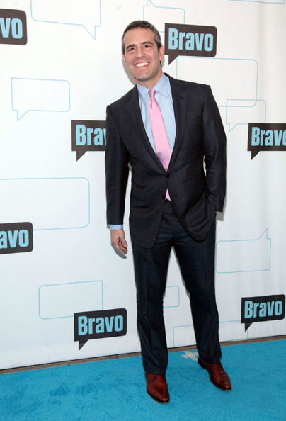 Andy Cohen Bravo Senior Vice President of Original Programming and Development, Andy Cohen attends Bravo's 2010 Upfront Party at Skylight Studio on March 10, 2010 in New York City.