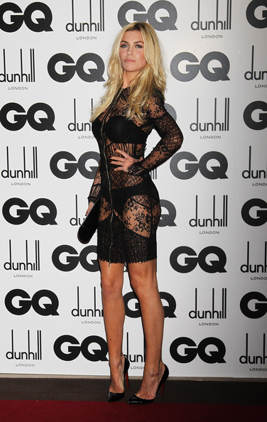 Abigail Clancy attends the GQ Men Of The Year Awards at The Royal Opera House on September 6, 2011 in London, England.