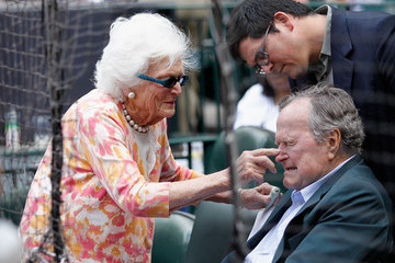 George H. W. Bush Seattle Mariners v Houston Astros