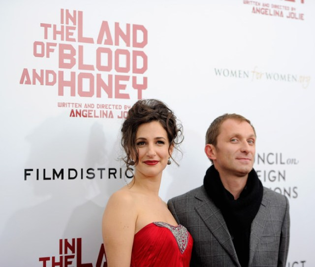 In The Land Of Blood And Honey New York Premiere Outside Arrivals