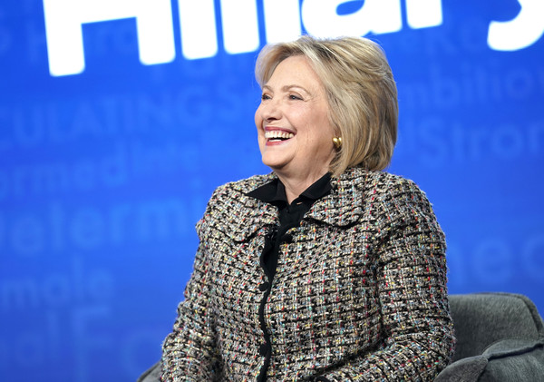 Hillary Clinton - Hulu Panel - Winter TCA 2020