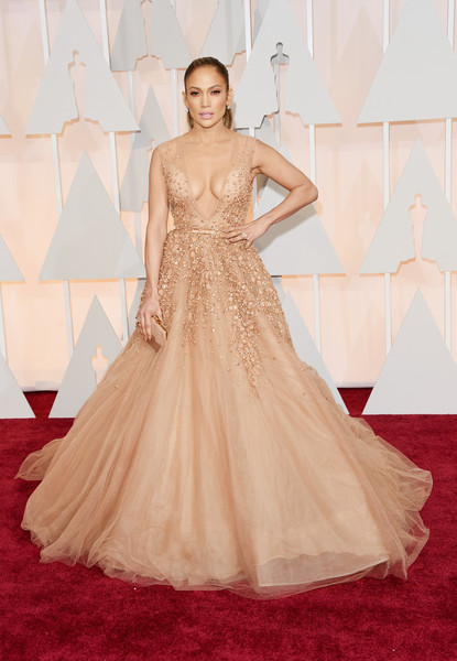 Jennifer Lopez Recording artist Jennifer Lopez attends the 87th Annual Academy Awards at Hollywood & Highland Center on February 22, 2015 in Hollywood, California.