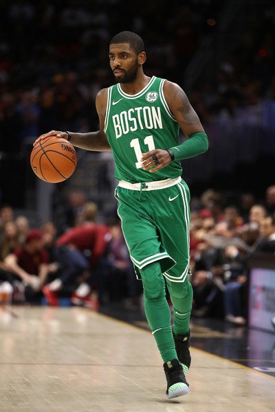 Image result for kyrie irving celtics
