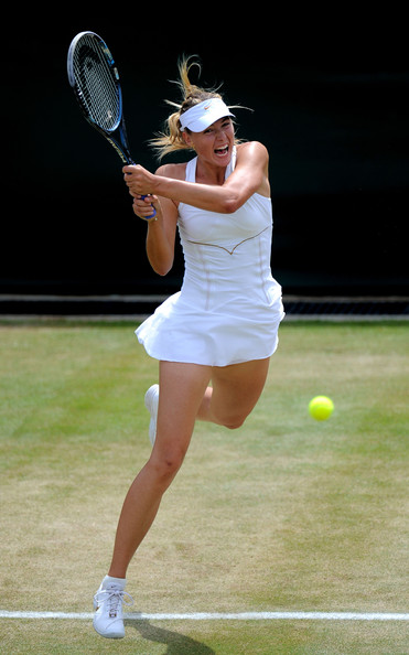 Maria Sharapova - The Championships - Wimbledon 2011: Day Seven