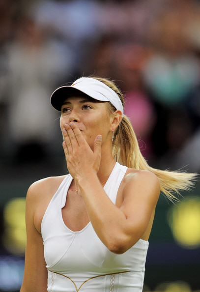 Maria Sharapova - The Championships - Wimbledon 2011: Day Eight