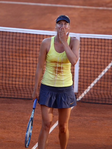 Maria Sharapova - The Internazionali BNL d'Italia 2011 - Day Seven