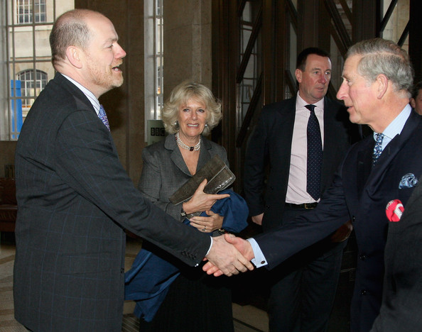 Image result for prince charles and mark thompson