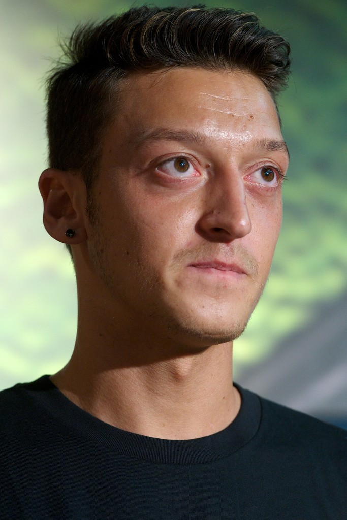 Mesut Ozil Announced As The New Face Of Adidas Zimbio