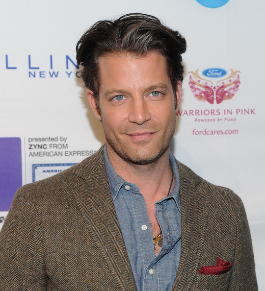 Nate Berkus Television personality Nate Berkus attends the 7th Annual Lucky Shops VIP Night at Metropolitan Pavilion on November 4, 2010 in New York City.