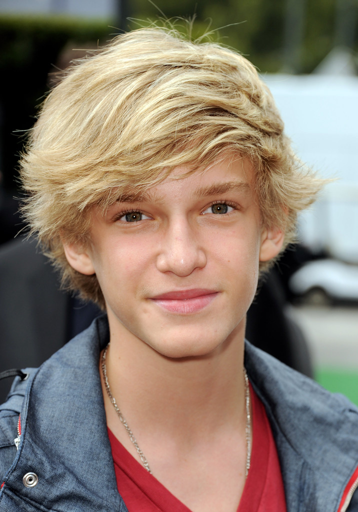 Cody Simpson In Premiere Of Universal Pictures