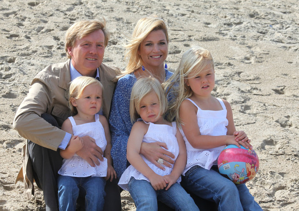 Princess Maxima - Prince Willem-Alexander, Princess Maxima of Netherlands - Photocall