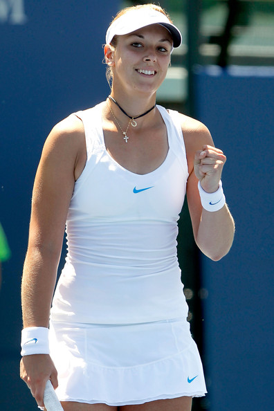 Sabine Lisicki - Bank of the West Classic - Day 2