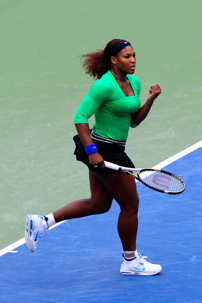 Serena Williams - Rogers Masters presented by National Bank - Day 7