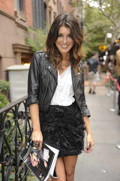 Shenae Grimes Actor Shenae Grimes attends the Teen Vogue celebration of Fashion's Night Out at West Village - Bleecker Street on September 10, 2010 in New York City.