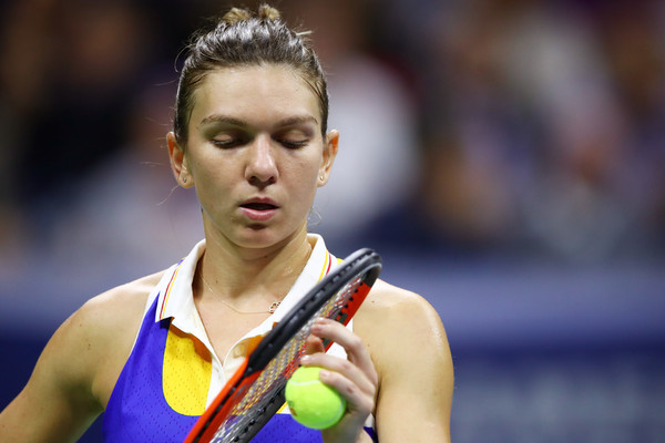 Image result for simona halep us open 2017