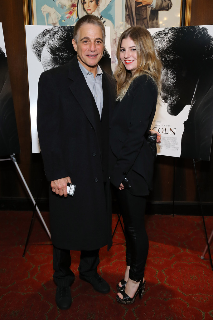 Tony Danza And Emily Danza Photos Photos Zimbio