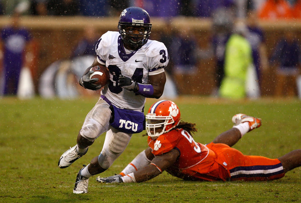 ROSTER MOVE: TCU RB Wesley joins Dallas Cowboys, calls it 'dream' to be on team