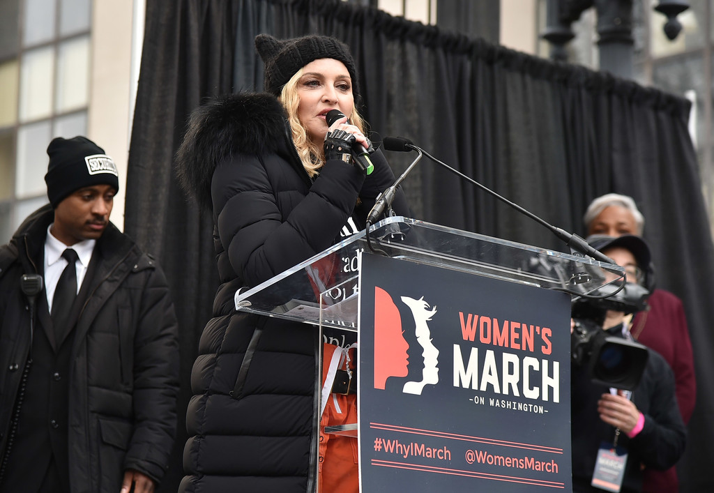 Image result for women march on washington dc january 2017 stage