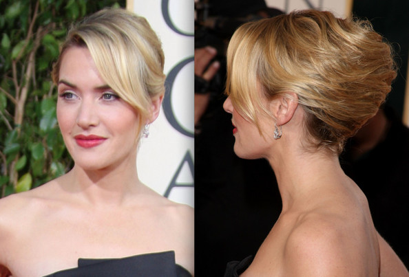 Celebrity Hair French Twists Celebrity Hairstyles Zimbio