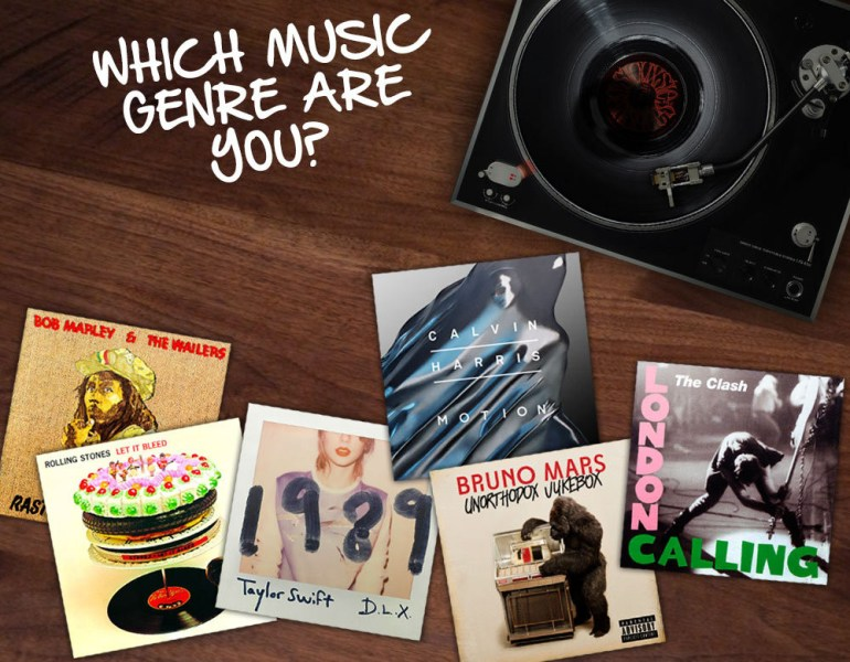 Which Genre Of Music Are You    Quiz   Zimbio Which Genre Of Music Are You