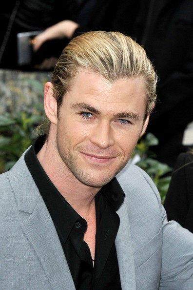 "Chris Hemsworth Chris Hemsworth at the World Premiere of ""Snow White and the Huntsman"" held at the Empire Cinema in London."