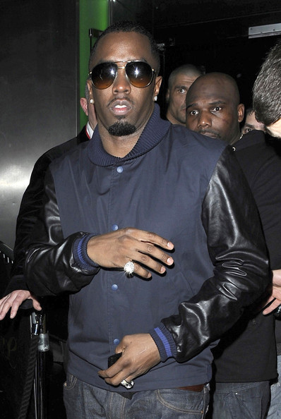 Sean Combes, aka P Diddy, leaves the Jalouse nightclub after partying with his entourage.