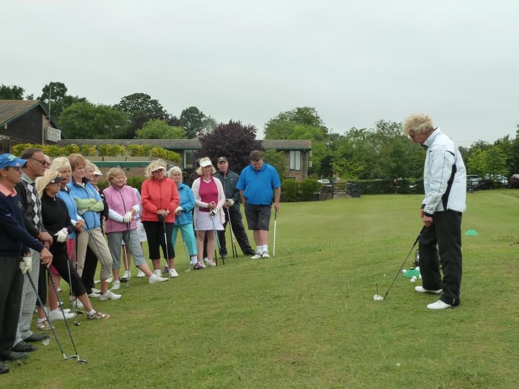 Golf Coaching Lessons Essex