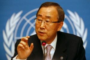 Secretary-General of the United Nations Ban Ki-moon