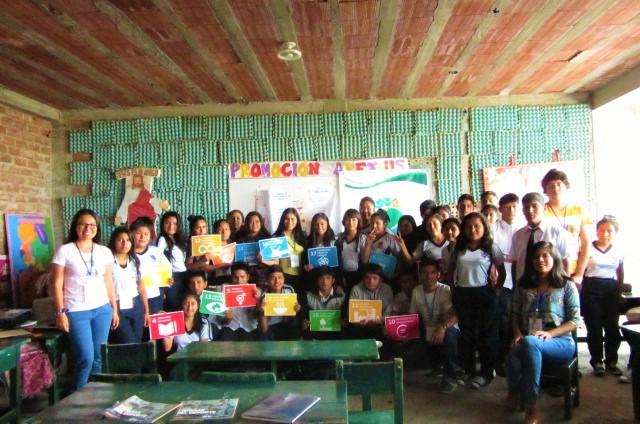 Programa de Embajadores Perú Agenda 2030: Por el Desarrollo Sostenible y el Mundo que Queremos
