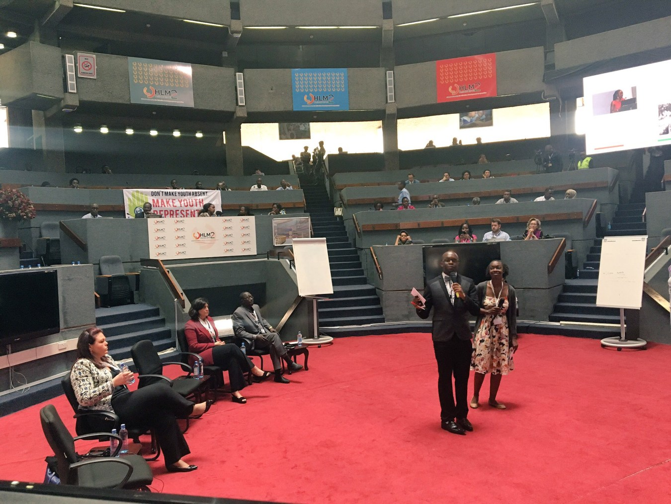 YouTube Change Ambassador, Ingrid Nilsen joins panel on LGBTQIA rights at Social Good Summit