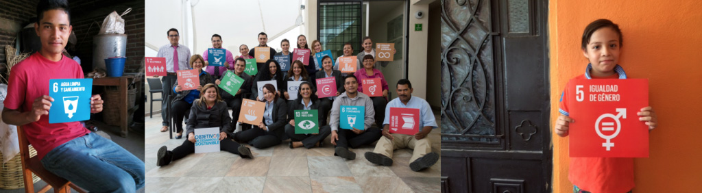 A Year of SDG Action: MY World Mexico