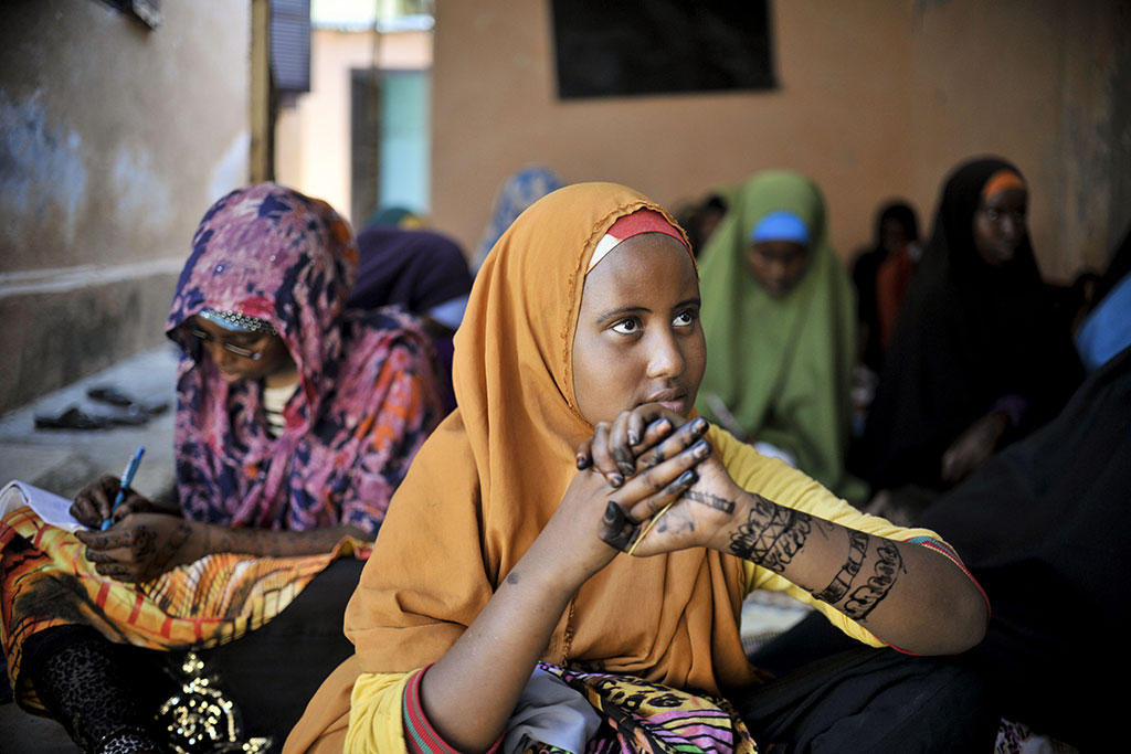 Security, justice, education and health rank as the most urgent issues for the people in Somalia