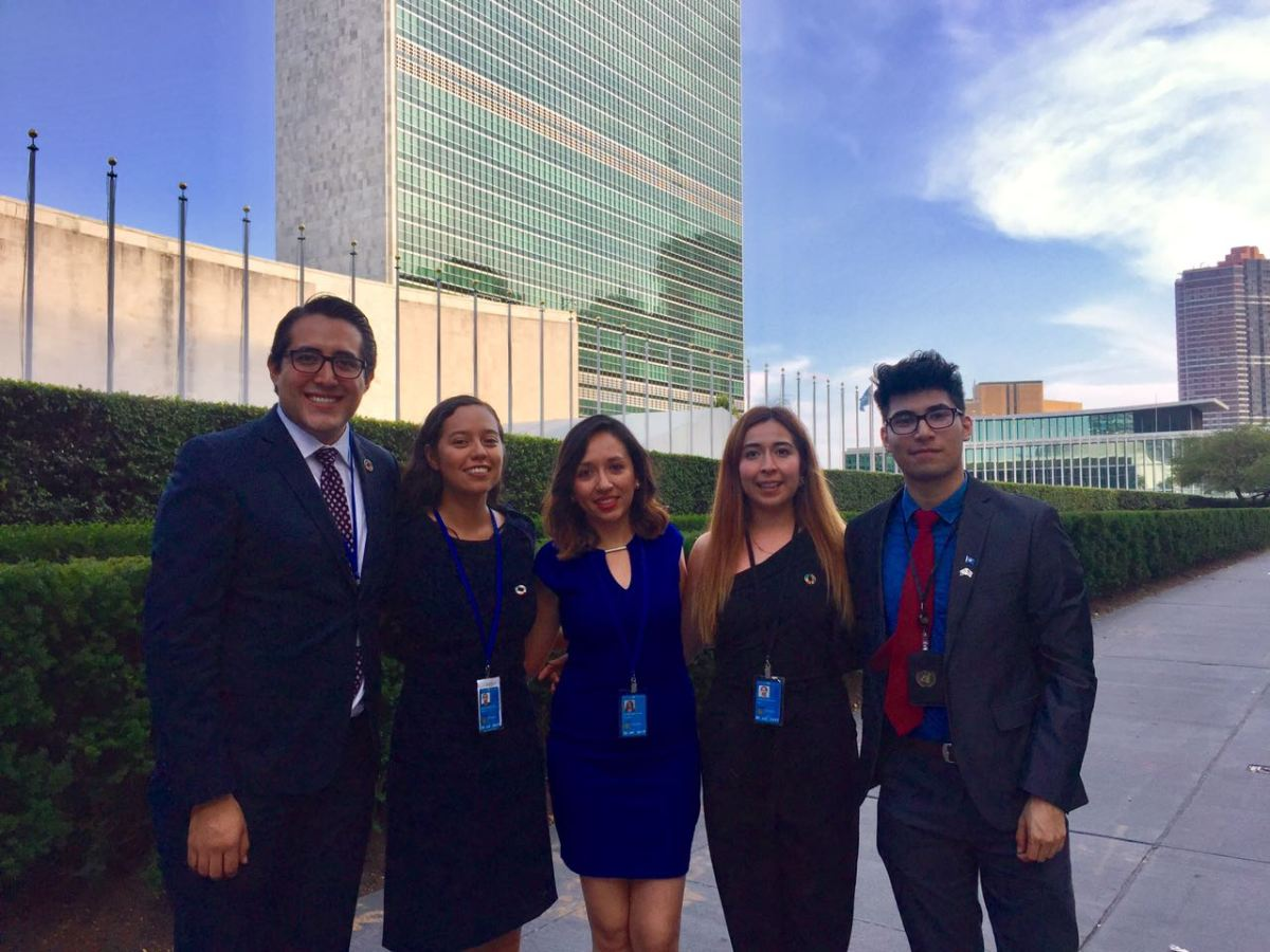 MY World Mexico's Youth Taking Action in 2017's HLPF