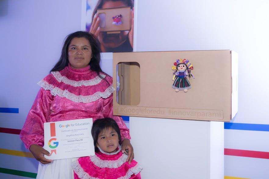 """Integrando tecnología educativa en Casa de la Mujer Indígena """"Mak Ujhani"""""""