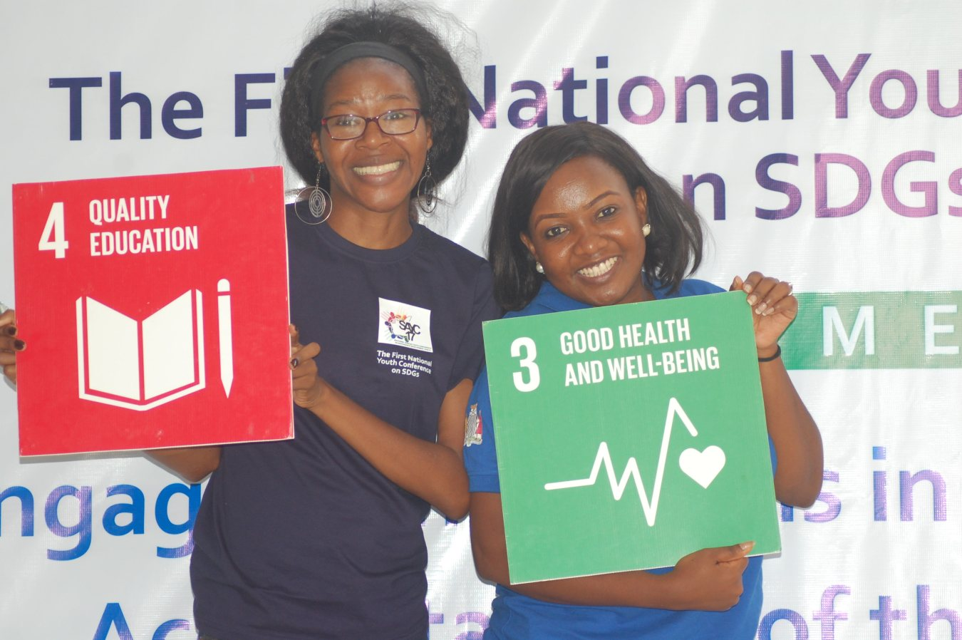 Engaging young people in monitoring the implementation of the SDGs