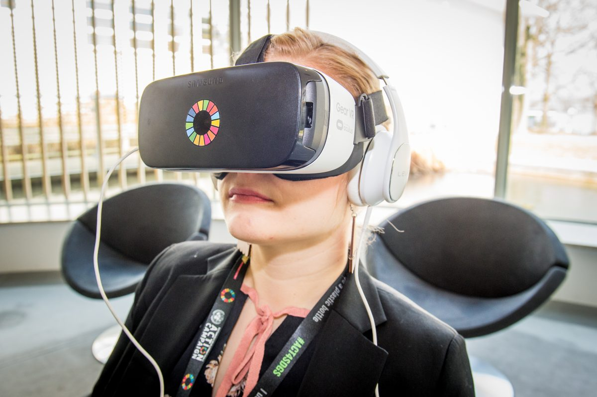 MY World 360° – Empowering the next generation of SDG journalists through virtual reality