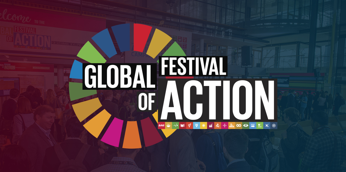 Apply now to attend the SDG Global Festival of Action!