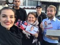 Haustürwahlkampf 3