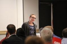 Mitgliederversammlung SPD Waltrop Mandy Timm