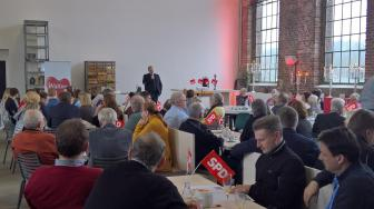 Neujahrsempfang SPD Waltrop 2019 Überblick Jens Bennarend-min