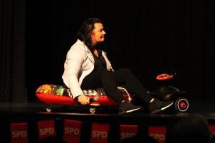 Politischer Aschermittwoch SPD Waltrop 2019 Kanalfähre