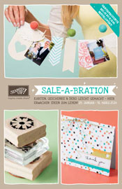 Sale-A-Bration 2014 Stampin' Up!