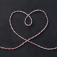 Cherry Cobbler Bakers Twine - by Stampin' Up!