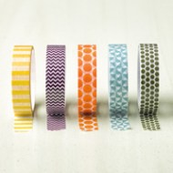 2014-2016 In Color Designer Washi Tape by Stampin' Up!