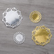 Metallic Foil Doilies  by Stampin' Up!
