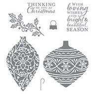 Embellished Ornaments Clear-Mount Stamp Set by Stampin' Up!