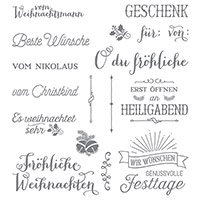 Stampin Up Product 140471