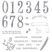 Stampin Up Product 141093