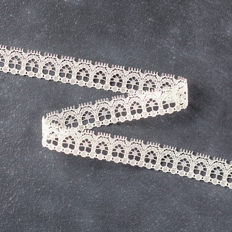 141672: Spitzenband Vanille Pur Image