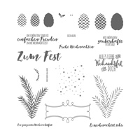 Stampin Up Product 142889